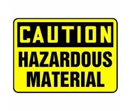 City Subcommittee Meets on Hazardous Materials Issue