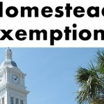 Homestead Exemption Receipts Go Out January 16th
