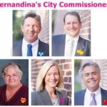 February 17, 2015 Meeting of Fernandina Commissioners