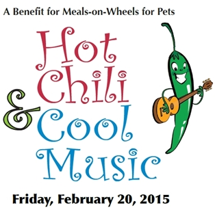 2015 Meals on Wheels for Pets Chili Dinner