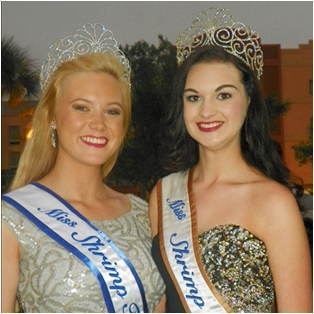 Miss Shrimp Festival 2015 Now Accepting Applications