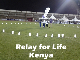 SearchAmelia Represents Kenya at Relay for Life