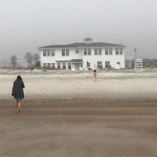 This is how Amelia Island's Beach looked just a couple of days ago.