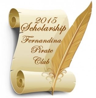 2015 Fernandina Pirates Club Scholarship