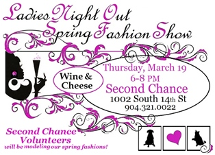 Celebrate Spring Fashion Show for Nassau Humane Society