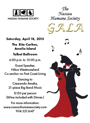 Nassau Humane Society Gala - For the Love of Animals