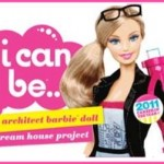 Career Day Workshop and the Architect Barbie Dream House
