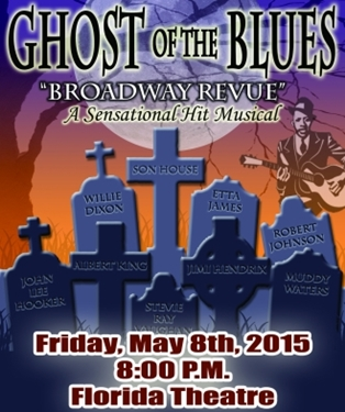 Ghost of the Blues at the Florida Theatre