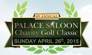 8 Flags Playscapes and the Palace Saloon Charity Golf Event