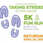 2015 Micah's Place Taking Strides to End Abuse