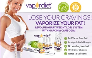 Conquer Your Cravings With the New Vapor Diet