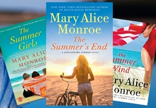 NYT Best Selling Author Mary Alice Monroe Luncheon