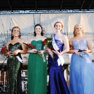 2015 Miss Shrimp Festival Winners