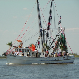 Best Decorated Shrimp Boat Winners 2015