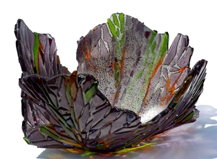 Plantation Artists Presents Glass Artist Denise Murphy