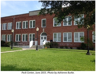 State Historical Market Application Submitted for Peck High