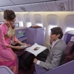 Get Discounts on Business Class Flights to Bangkok