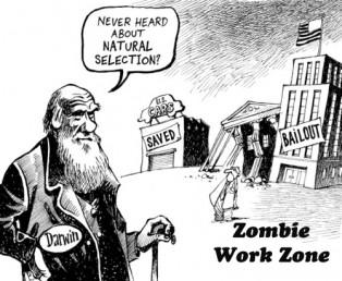 Zombie workzone