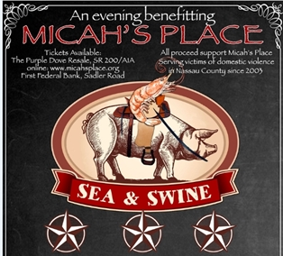 Sea and Swine Raises Money for Micah's Place