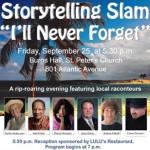 2nd Annual Amelia Island Storytelling Slam