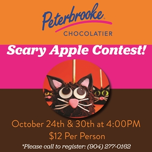 Scary Apple contest