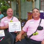 Fernandina Beach Fire Department Goes Pink