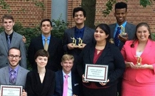 FSCJ's Forensics Team Places at Regional Speech Competitions