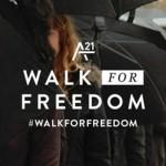 Walk for Freedom in Fernandina Beach