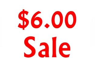 Nassau Baptist's Auxiliary Six Dollar Sale
