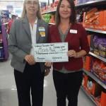 Fernandina Walmart Awards Grant to Micah's Place