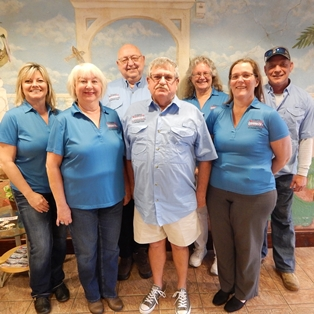 Meet the 2016 Isle of Eight Flags Shrimp Festival Executive Committee