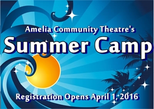 ACT's Summer Camp Registration Opens April 1