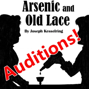 Arsenic and Old Lace Auditions at ACT
