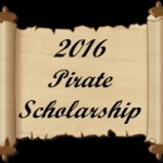 2016 Fernandina Pirates Club Scholarship