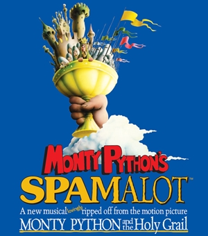 Spamalot Now Playing at Amelia Musical Playhouse