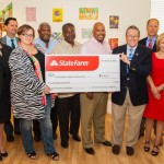 State Farm Check Presentation to FSCJ