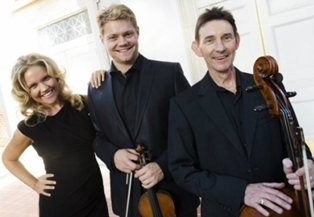 Christiania Trio at Chamber Music Festival