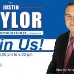 Justin Taylor Meet and Greet at Coastal Pizza