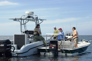 Operation Dry Water Makes for Safer Waters