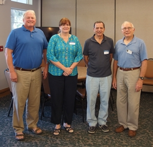 Rotary Sunrise Has Been Very Busy this Summer
