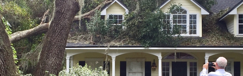 Property Appraiser will begin locating hurricane damaged properties