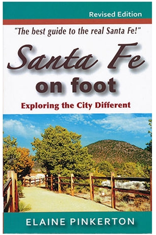 Santa Fe on Foot at The Book Loft
