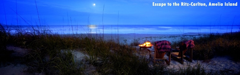 Escape to the Ritz-Carlton, Amelia Island