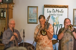 Dixie to Swing Jazz Brunch at Lakeside