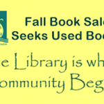 Fall Book Sale Needs Donations