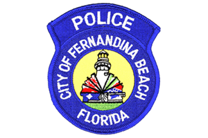 Fernandina Police Patch