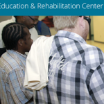 Ribbon Cutting for Vision Education Rehab Center