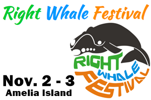 NOAA Sponsors Right Whale Festival on Amelia