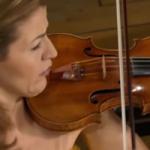 violine player
