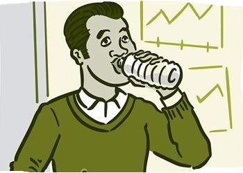 illustration-man-drinking-waterNIH